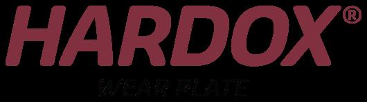 HARDOX wear plate logo